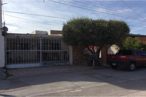 Foto de casa en venta en rio fuerte 871, la estrella, torreón, coahuila de zaragoza, 5335418 No. 01