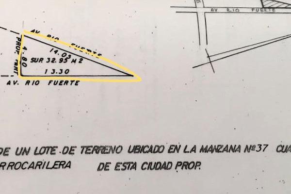 Foto de terreno habitacional en renta en rio fuerte , ferrocarrilera, mazatlán, sinaloa, 5663256 No. 04