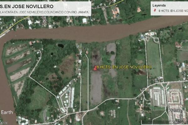 Foto de terreno habitacional en venta en  , río jamapa, boca del río, veracruz de ignacio de la llave, 5667303 No. 01