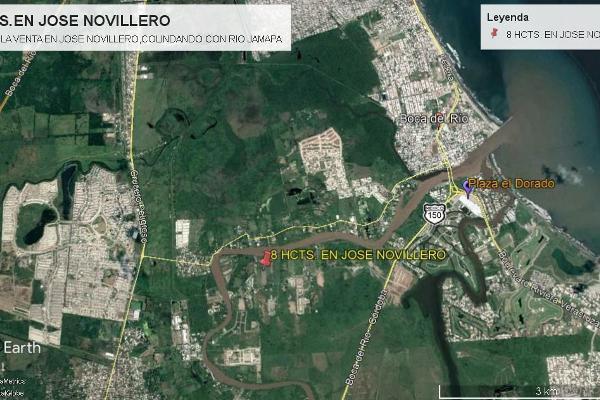 Foto de terreno habitacional en venta en  , río jamapa, boca del río, veracruz de ignacio de la llave, 5667303 No. 02