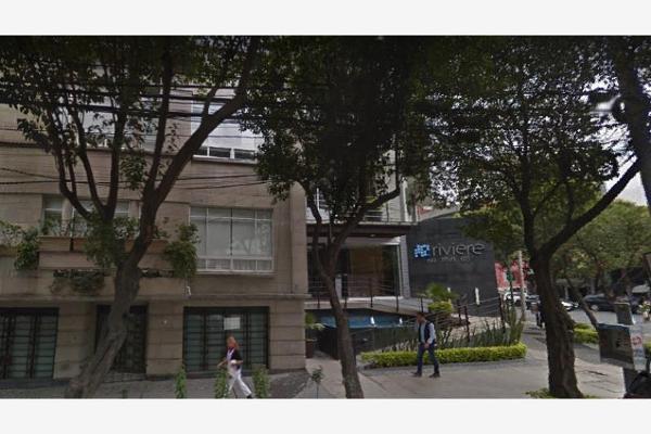 Foto de departamento en venta en rio lerma 65, cuauhtémoc, cuauhtémoc, df / cdmx, 5429388 No. 01