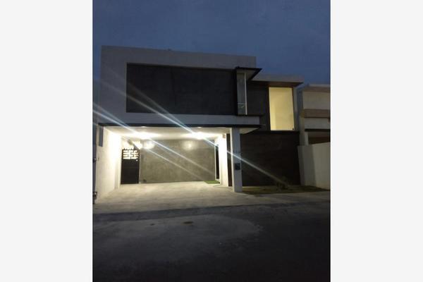 Foto de casa en venta en rio lowa 516, nogalar del campestre, saltillo, coahuila de zaragoza, 10096543 No. 01