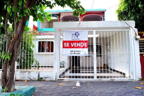 Foto de casa en venta en río marabasco , placetas estadio, colima, colima, 8103957 No. 01