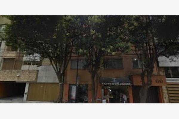 Foto de departamento en venta en rio nilo 66, cuauhtémoc, cuauhtémoc, df / cdmx, 5918153 No. 01