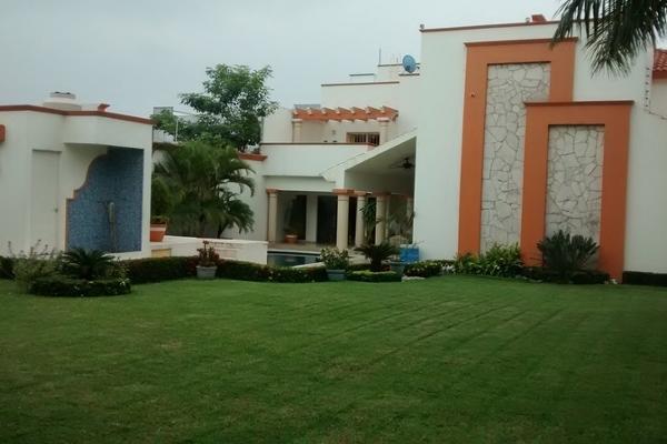 Foto de casa en venta en real del sur rio puxcatan , real del sur, centro, tabasco, 5339422 No. 01