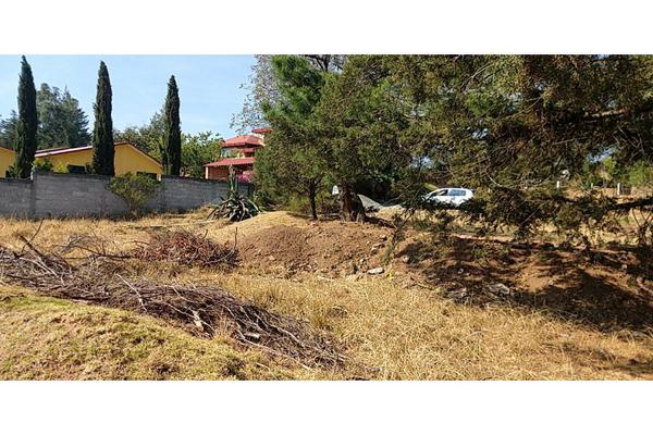 Foto de terreno habitacional en venta en  , río seco puente de doria, huasca de ocampo, hidalgo, 7128468 No. 01