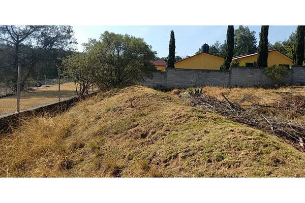 Foto de terreno habitacional en venta en  , río seco puente de doria, huasca de ocampo, hidalgo, 7128468 No. 02