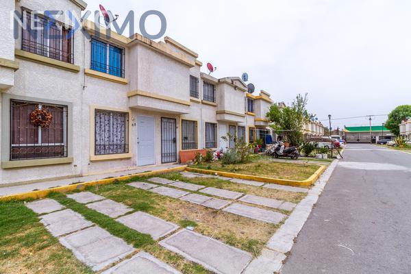 Foto de casa en venta en rio sinu 157, valle san pedro, tecámac, méxico, 20067838 No. 01