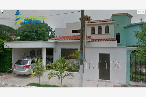 Foto de casa en renta en rio uxpanapa 9, jardines de tuxpan, tuxpan, veracruz de ignacio de la llave, 5295036 No. 01