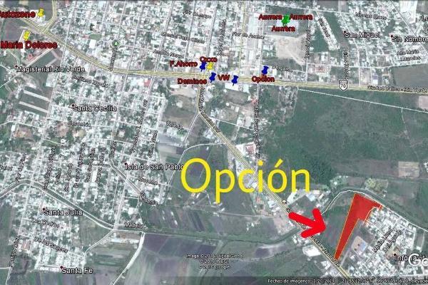 Foto de terreno habitacional en venta en  , r?o verde centro, rioverde, san luis potos?, 3221531 No. 03