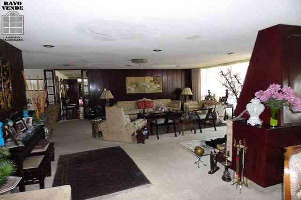 Foto de casa en venta en risco , jardines del pedregal, álvaro obregón, df / cdmx, 5431929 No. 03