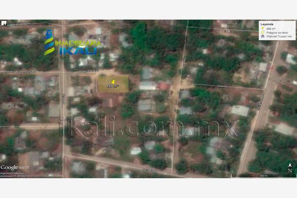Foto de terreno habitacional en venta en roberto alvarez , luis donaldo colosio, tuxpan, veracruz de ignacio de la llave, 3032088 No. 12