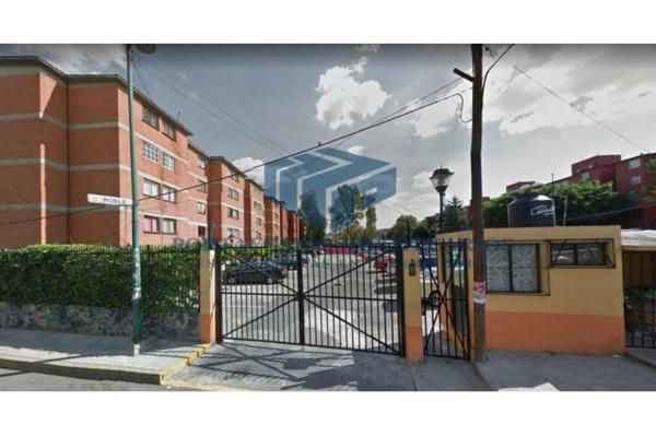 Foto de departamento en venta en roble 30, lomas el manto, iztapalapa, df / cdmx, 5744132 No. 01