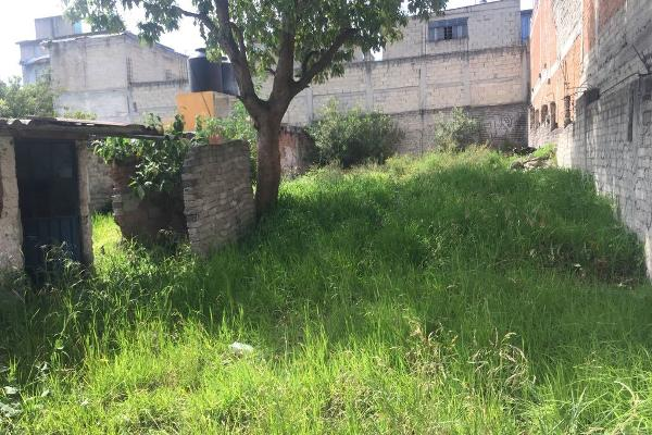 Foto de terreno habitacional en venta en robles , bosques de morelos, cuautitlán izcalli, méxico, 5682524 No. 02