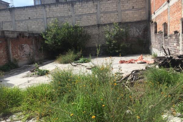 Foto de terreno habitacional en venta en robles , bosques de morelos, cuautitlán izcalli, méxico, 5682524 No. 04