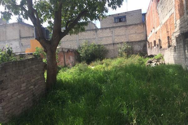 Foto de terreno habitacional en venta en robles , bosques de morelos, cuautitlán izcalli, méxico, 5682524 No. 05