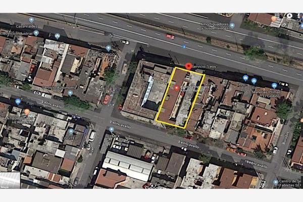 Foto de terreno habitacional en venta en robles dominguez , vallejo, gustavo a. madero, df / cdmx, 0 No. 02