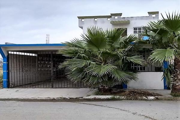 Foto de casa en venta en robles , paseo del nogalar, matamoros, tamaulipas, 5806225 No. 01