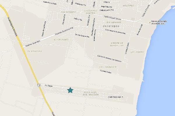 Foto de terreno habitacional en venta en roca azul , jocotepec centro, jocotepec, jalisco, 5694360 No. 02