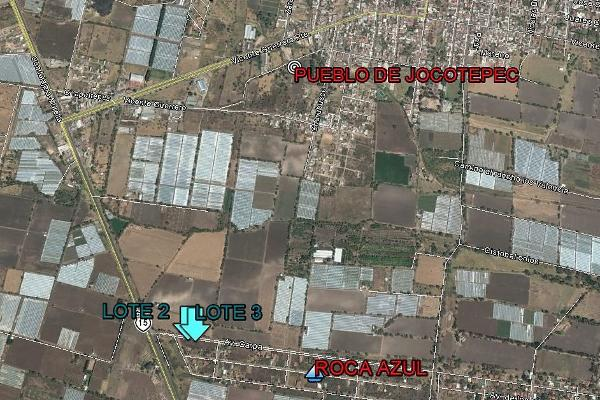Foto de terreno habitacional en venta en roca azul , jocotepec centro, jocotepec, jalisco, 5694360 No. 03
