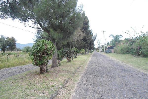 Foto de terreno habitacional en venta en roca azul , jocotepec centro, jocotepec, jalisco, 5694360 No. 05