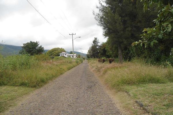 Foto de terreno habitacional en venta en roca azul , jocotepec centro, jocotepec, jalisco, 5694360 No. 07