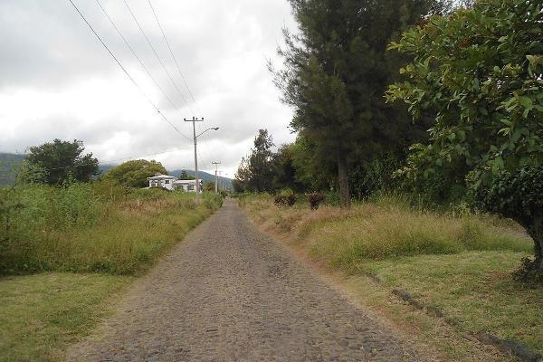 Foto de terreno habitacional en venta en roca azul , jocotepec centro, jocotepec, jalisco, 5694360 No. 08