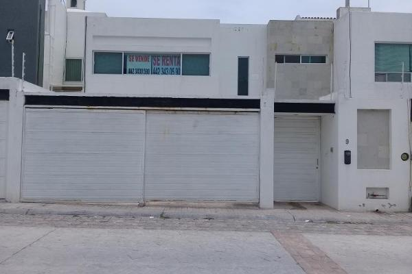Foto de casa en venta en rocio 9, milenio iii fase a, querétaro, querétaro, 8863041 No. 01