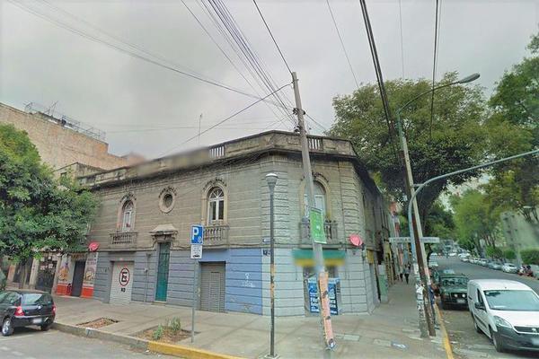 Foto de terreno habitacional en venta en  , roma norte, cuauhtémoc, df / cdmx, 12828137 No. 01