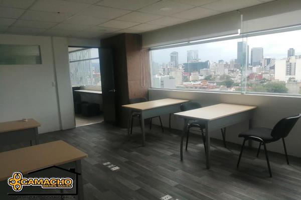 Foto de oficina en renta en  , roma norte, cuauhtémoc, df / cdmx, 5411150 No. 37