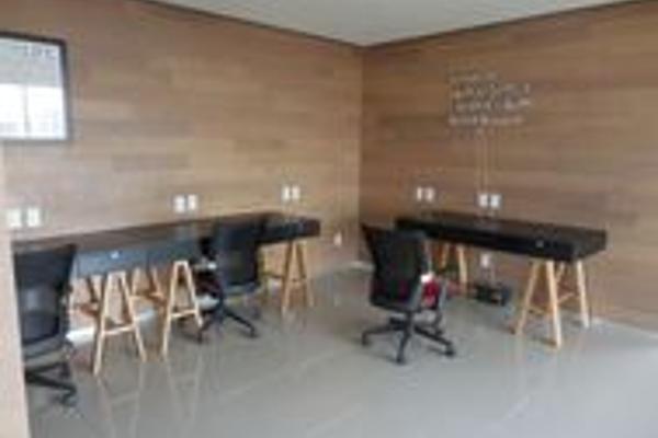 Oficina en roma norte en renta en id 2835717 for Oficinas renta df