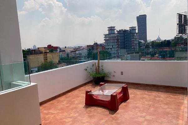 Foto de departamento en venta en  , roma sur, cuauhtémoc, df / cdmx, 12263901 No. 05