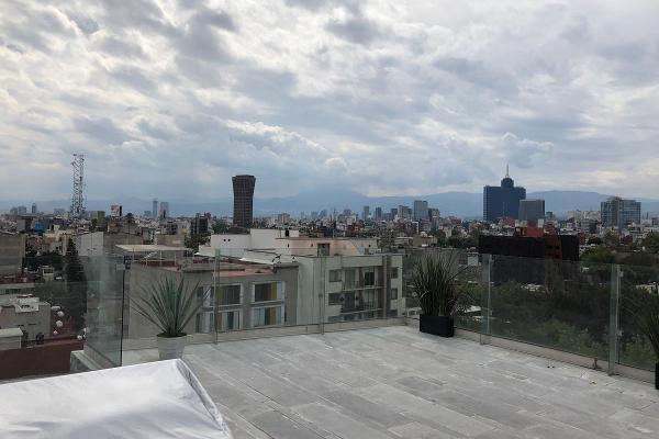 Foto de departamento en renta en  , roma sur, cuauhtémoc, df / cdmx, 12263965 No. 04