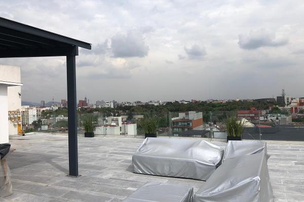 Foto de departamento en renta en  , roma sur, cuauhtémoc, df / cdmx, 12263965 No. 14