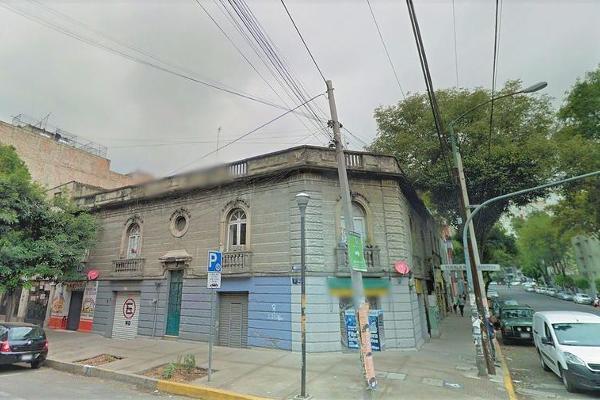Foto de terreno habitacional en venta en  , roma sur, cuauhtémoc, df / cdmx, 12828137 No. 01