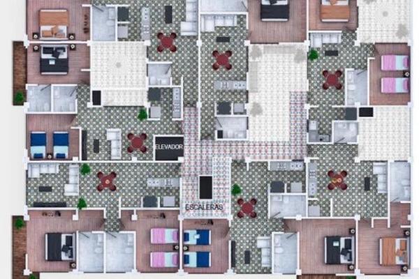 Foto de departamento en venta en  , roma sur, cuauhtémoc, df / cdmx, 5824783 No. 07