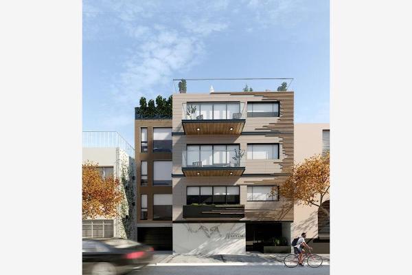 Foto de departamento en venta en  , roma sur, cuauhtémoc, df / cdmx, 5930151 No. 03