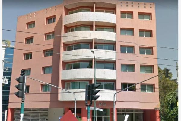 Foto de edificio en venta en romero de terreros 25, del valle centro, benito juárez, df / cdmx, 11433083 No. 01
