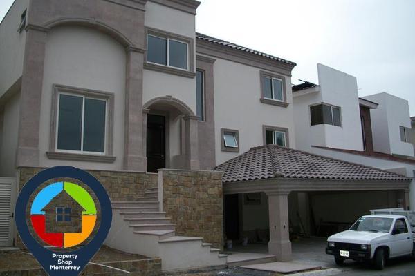 Foto de casa en venta en rosa roja 100, rincón de las colinas, monterrey, nuevo león, 8532557 No. 01