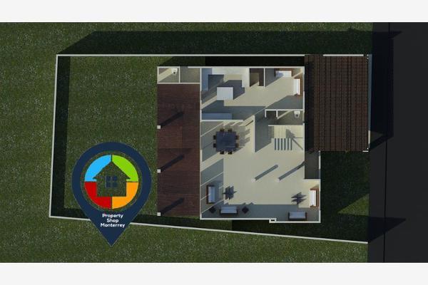 Foto de casa en venta en rosa roja 100, rincón de las colinas, monterrey, nuevo león, 8532557 No. 03