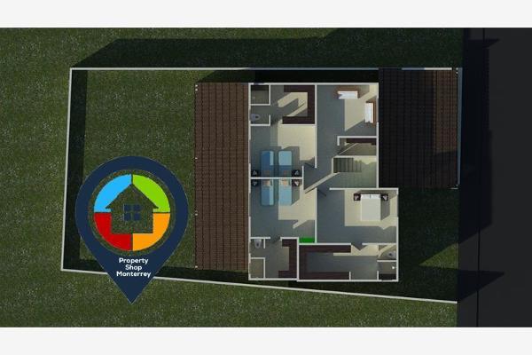 Foto de casa en venta en rosa roja 100, rincón de las colinas, monterrey, nuevo león, 8532557 No. 04