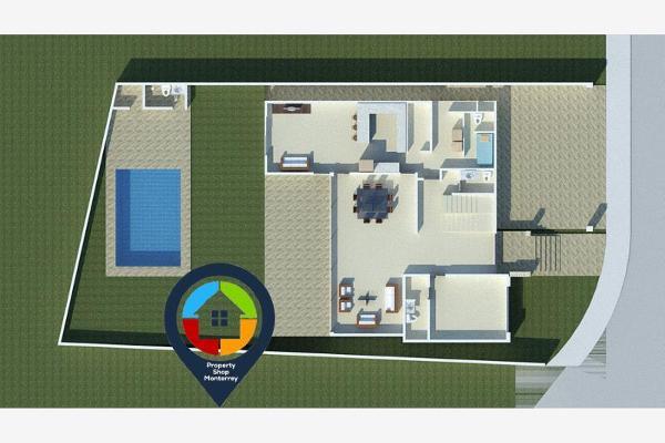 Foto de casa en venta en rosa roja 120, rincón de las colinas, monterrey, nuevo león, 8593301 No. 02