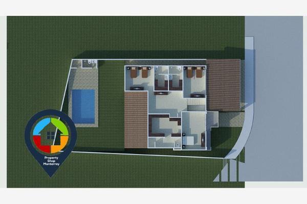 Foto de casa en venta en rosa roja 120, rincón de las colinas, monterrey, nuevo león, 8593301 No. 03
