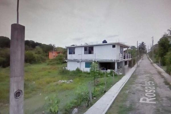 Foto de terreno habitacional en renta en rosales , jazmín, tuxpan, veracruz de ignacio de la llave, 5920292 No. 01
