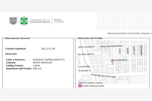 Foto de departamento en venta en rosario castellanos 571, artes graficas, venustiano carranza, df / cdmx, 10166756 No. 04