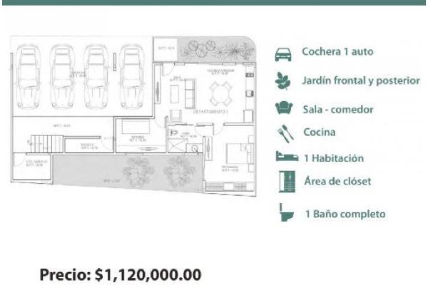 Foto de departamento en venta en  , royal del norte, mérida, yucatán, 9308257 No. 04