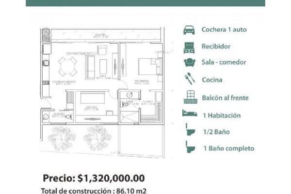 Foto de departamento en venta en  , royal del norte, mérida, yucatán, 9308257 No. 05