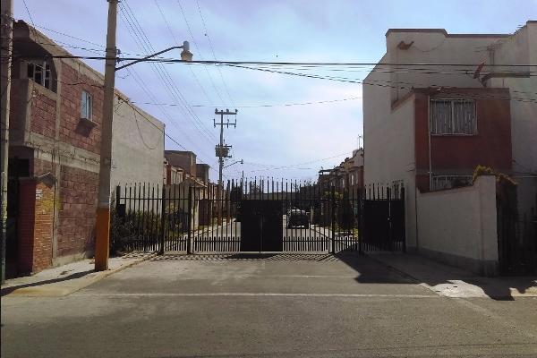 Foto de casa en venta en rtno 4 de sauce manzana 32 lt38 cs a , san gregorio cuautzingo, chalco, méxico, 8849283 No. 03