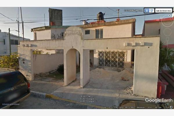 Foto de casa en venta en ruffo fiqueroa 21, chetumal centro, othón p. blanco, quintana roo, 5376869 No. 01