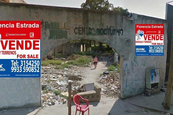 Foto de terreno habitacional en venta en ruiz cortinez , atasta, centro, tabasco, 5339665 No. 04